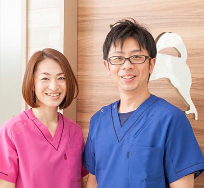 幅広く診療科目をかまえ、早期に病気の原因をつきとめて治療します