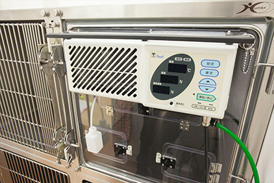 ICU・酸素濃縮器
